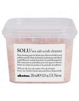 Davines Essential Haircare Solu Sea Salt Scrub Cleanser